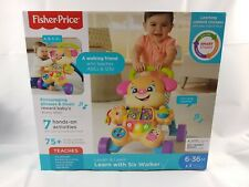 Fisher-Price Laugh and Learn Sis Baby Walker FREE POSTAGE