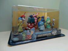 Nuevo Disney Store dentro a fuera Deluxe 10 figura conjunto Playset Pixar Sadness Bing Bong