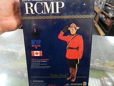 "Dragon 12"" action figure Royal Canadian Mounted Police 'John Steele'  #73024"