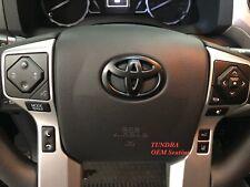 Toyota Tundra Steering Wheel Emblem Overlay