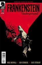 Frankenstein Underground #1,2,3,4,5 Complete Set, NM 9.4, 1st Print, 2015