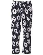 Size L Mens Lounge Pants Sleepwear Nightmare Before Christmas Jack  Skellington 63be01e08