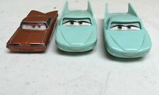 Lot of 3 Pixar Cars W/ Impala