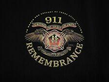 Harley Davidson Men's 911 Remembrance American Flag Eagle Nevada Sz XL