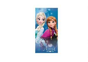 Frozen Disney Elsa Anna Beach Towel