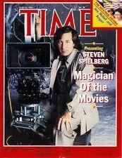 Steven Spielberg Vintage TIME magazine Magician of Movies Film Cinema Directors