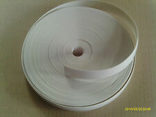 Caravan Window Rubber Interior Infill Trim .WHITE , 23mm  wide , priced per 2 m