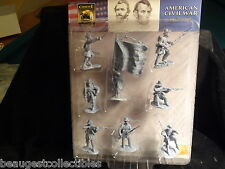 CONTE IRON BRIGADE YANKEE Union Army Plastic Set 2 BLUE Low Inventory