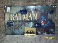 Batman Saga of the Dark Knight trading cards