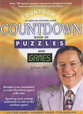 """Countdown"" Book of Puzzles and Games: Over 100 Quizzes, Puzzles and Games Desig"