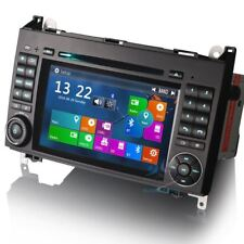 "7""Car DVD Player GPS DAB+Autoradio 3G Bluetooth USB SD Sat Navi für VW Crafter"