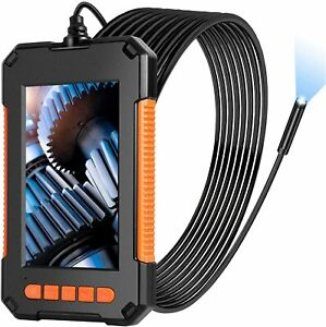 Industrial Endoscope 1080P HD Borescope Inspection Camera IP67 Waterproof Snake