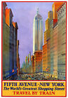 Vintage Travel Posters Wall Art Prints A2 / A3 / A4