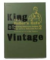 Rin Tanaka KING OF VINTAGE Vol.3 Book Heller's Cafe 2 My Freedamn SPECIAL mint