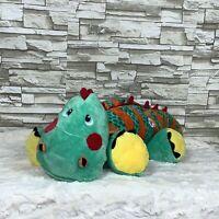 "Stuffies Plush Green Dragon 2013 - Stuffed Animal 32"""