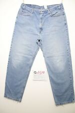 Levi's 550 entspannt fit (Cod.Q159) Tg56 W42 L32 Jeans gebraucht vintage