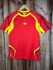 Kipsta Spain Espana Youth Boys Shirt Sport Jersey Soccer T-Shirt Red Size 12 Top
