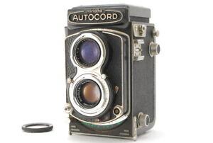 【Excellent+5】 Minolta AUTOCORD III Rokkor 75mm f/3.5 TLR Film Camera From JAPAN