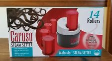 Caruso Molecular STEAM SETTER with 26 Hair Rollers Assorted Sizes