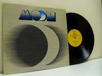 MOON to close for comfort LP EX/EX- EPC 81456, vinyl, album, uk, 1976, pop rock