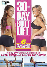 BeFit: 30-Day Butt Lift [DVD], New DVDs