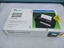 Fellowes Powershred Ps 30 Paper Shredder Garbage Can Mountheavy Duty Usa Made