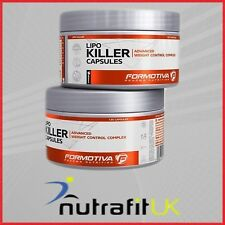 FORMOTIVA LIPO KILLER advanced weight control complex fat burner diet pills