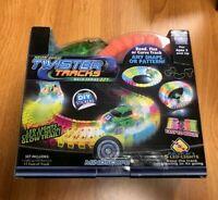 Racetrack Twister Tracks Racing Car Neon Glow  Race Series 221 Mindscope