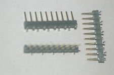 10-PIN-BREAKABLE-SMD-HEADER SAMTEC Through Hole Quantity-23
