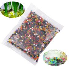 3000x Crystal Pearl Water Plant Beads Soil Bio Mud Hydro Gel Grow Jelly Balls