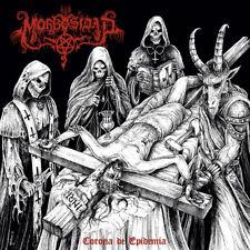 Morbosidad - Corona De Epidemia (USA), CD
