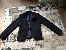GANT Ladies Casual Blazer/Jacket - Wool/Polyamide - Navy - Size UK 10