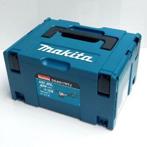 Makita MAKPAC 3 Leerkoffer Größe 3 mit unters. Aufkleber  Makpac 821551-8