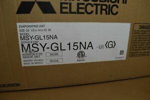 MITSUBISHI ELECTRIC MSY-GL15NA EVAPORATING UNIT - NEW  (6Z)