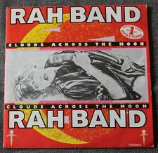 Rah Band, clouds across the moon, SP - 45 tours