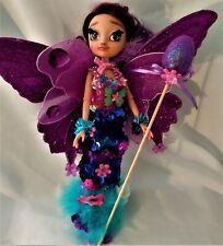 Spring Flowers an ooak disney star darling doll butterfly fairy custom repaint