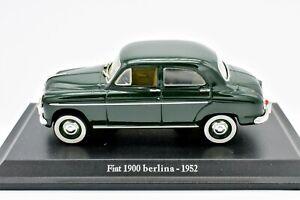 Model Car Fiat 1900 Scale 1/43 diecast NOREV modellcar Static Age