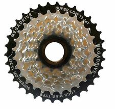 Bicycle Free Wheel Multi Sunrace 8 Speed 13-34 MFM56 13/34T New Freewheel