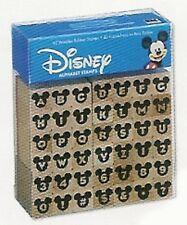 Disney Mickey Icon ABC Alphabet Stamps 42 Pieces