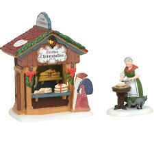 Department 56 Alpine Village Christmas Market Building Set 6004805 New