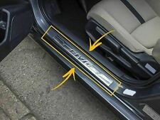 For Honda Civic Ssteell Chrome Door Sill Plate Cover Protector 4 Pieces 2006 Fits 2006 Civic