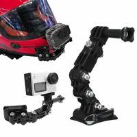 Helmet Front Chin Mount Adjustable Support For Gopro Hero 7 6 5 4 Accessories