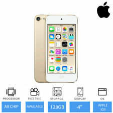 Apple iPod Touch 6. Generation 128GB gold, 4 Zoll Display, FaceTime