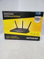 NETGEAR R7600 Nighthawk AC1750 Smart WiFi Router
