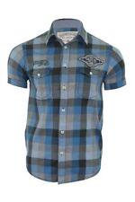 Camisas casuales de hombre Ben Sherman color principal azul