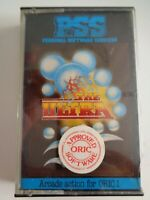 ORIC 1--> THE ULTRA / SOFTWARE