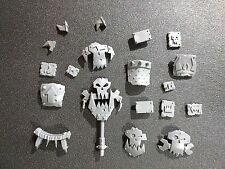 Warhammer 40k Ork Deff Dread Accessories Bits