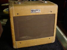 Fender Champ Amp 1954 Original Clean Tidy Tweed The Sound