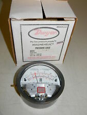Minneapolis Blower Door Modell 4 Fan Pressure Gauge (by Dwyer) P/N 194973-00