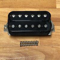 USA Gibson SG Tribute 490R Neck Humbucker PICKUP Black PAF Alnico 2 II
